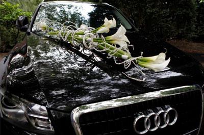 d 233 coration mariage voiture quot des fleurs plein la t 234 te quot